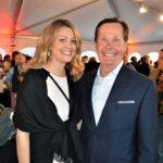 Angela Lenhardt and Chris Medley