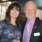 Debra Nelson and Tom Scanlan