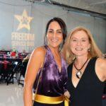 Lani Kessler and Michele Ostrander