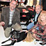 Sam Graeff and Ava, Doug Hill and Judy Bat