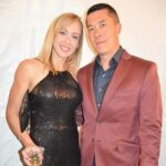 Shanna Schertz and James Blanchard