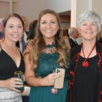 Kate Goble, Nadine Pace, Dr. Kris Abbey-Sauke