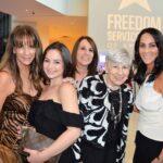 Leslie Gifford, Molly Pilch, Lori Issner, Gilda Kaplan, Lani Kessler